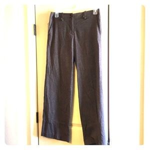 Dress Pant Dark brown patterned